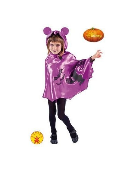 Capita morada Minnie Halloween