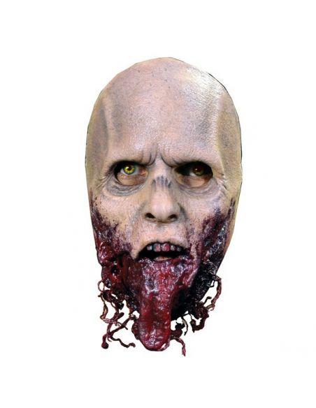 Máscara hombre sin mandíbula