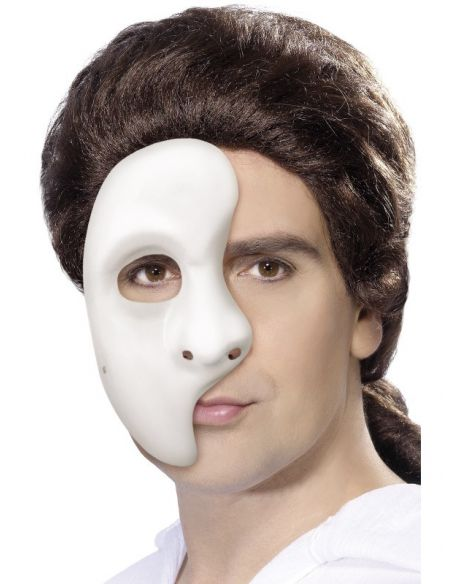 Máscara Fantasma de la Opera