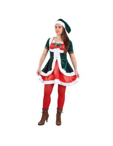 Disfraz de Elfa para mujer