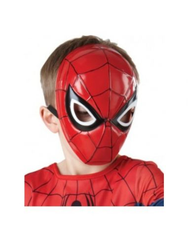 Máscara de Spiderman infantil