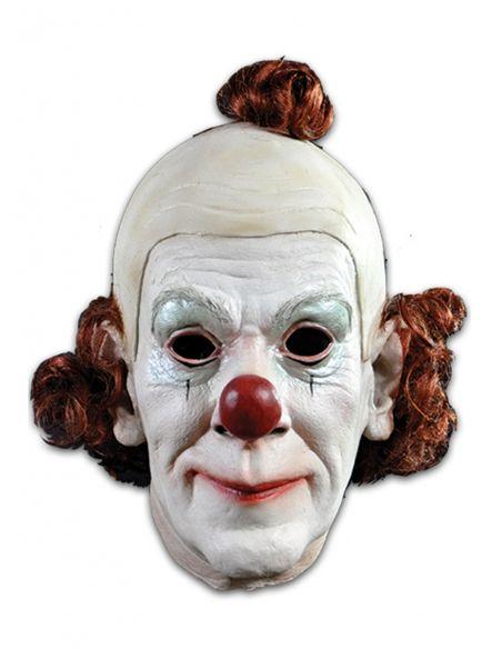 Máscara de payaso psicópata para adulto