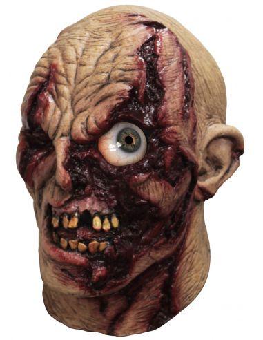 Máscara digital Frantic Eye Zombie para adulto