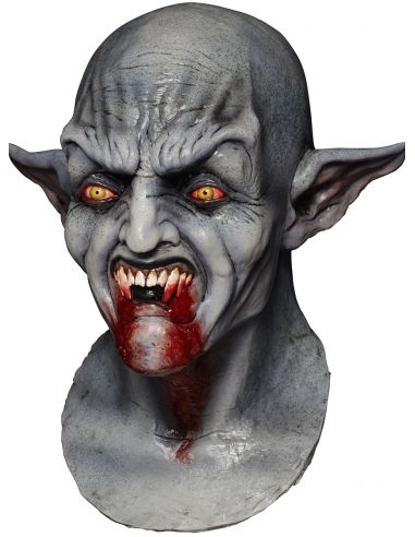 Máscara de vampiro inmortal para adulto
