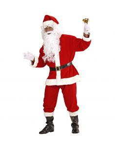 Disfraz de Papa Noel Lujo