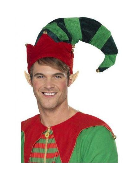 Gorro de Elfo de la Navidad
