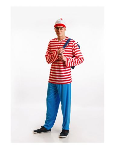 Disfraz de Wally adulto