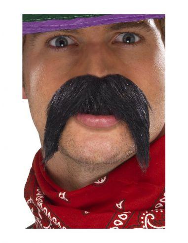 Bigote negro mariachi