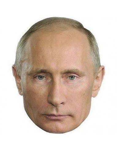 Careta de Vladimir Putin