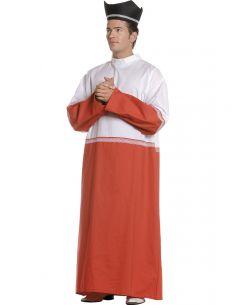 Disfraz de monaguillo