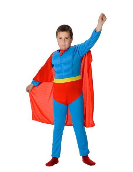 Disfraz de Super Boy infantil