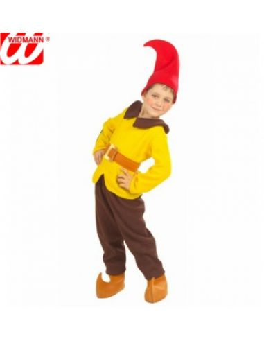 Disfraz Enanito amarillo infantil