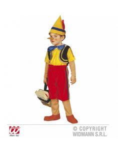 Disfraz de Pinocho infantil