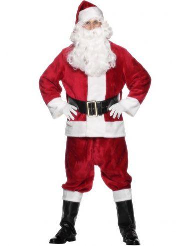 Disfraz de papá Noel Prestige