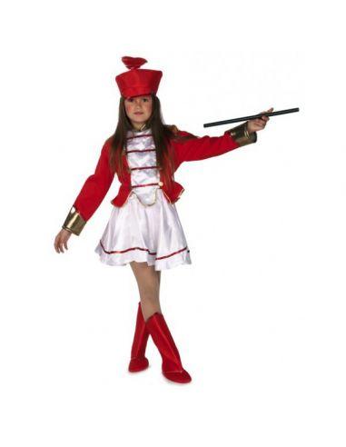 Disfraz de Majorete niña
