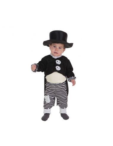 Disfraz de Bebé Esqueleto