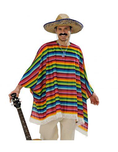 Disfraz de Mejicano para adulto