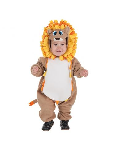 Disfraz de Leon divertido para bebé