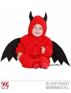 Disfraz de Diablillo bebé