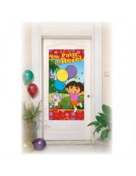 Cartel Dora la Exploradora