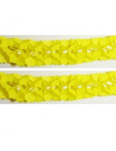 Guirnalda amarilla
