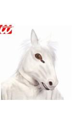 Máscara de Caballo Blanco