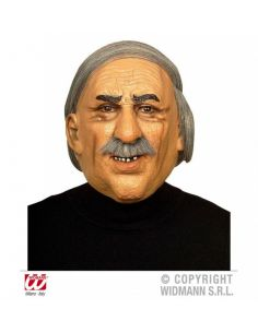 Máscara de Anciano