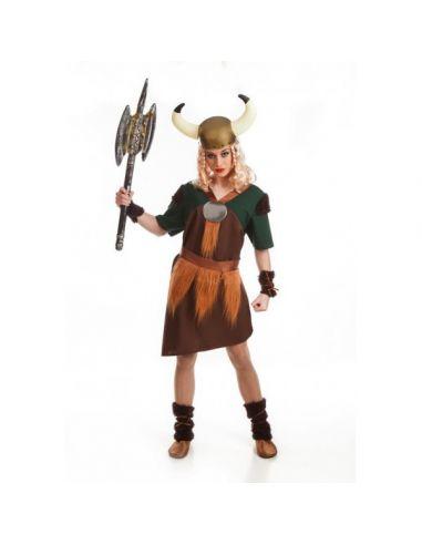 Disfraz de Vikinga adulto