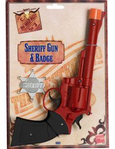 Pistola de vaquero