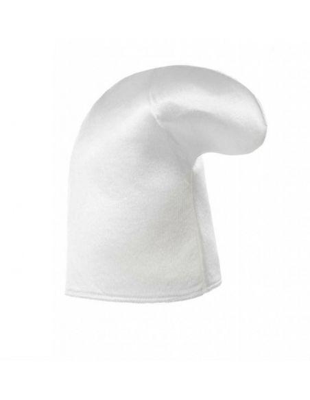 Gorro blanco de pitufo