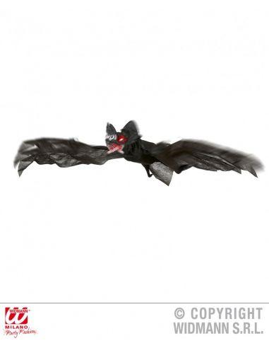 Murciélago con movimiento