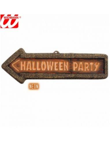 Señal Halloween Party