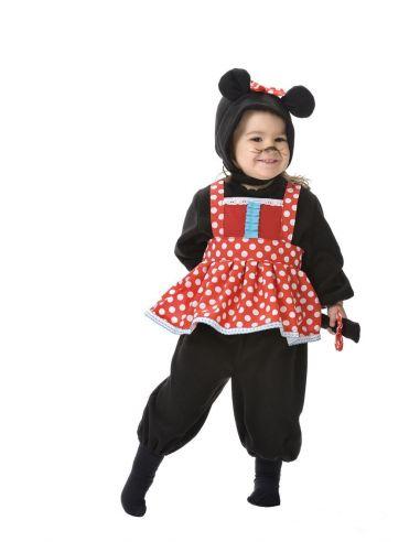 disfraz de ratita beb