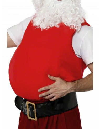 Barriga de Papa Noel