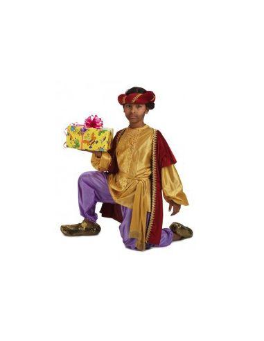 Disfraz Paje de Baltasar infantil