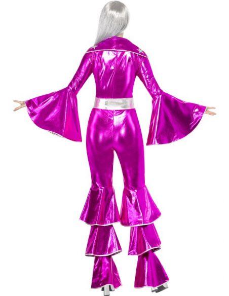 Disfraz de Bailarina rosa de los 70