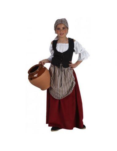 Disfraz mesonera infantil