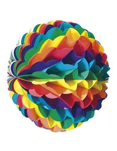 Farolillos multicolor