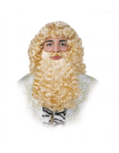 barba de rey mago para hombre