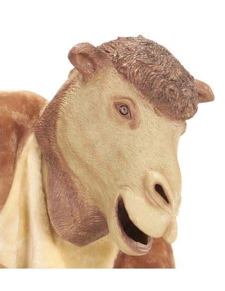 mscara de camello del desierto para adulto