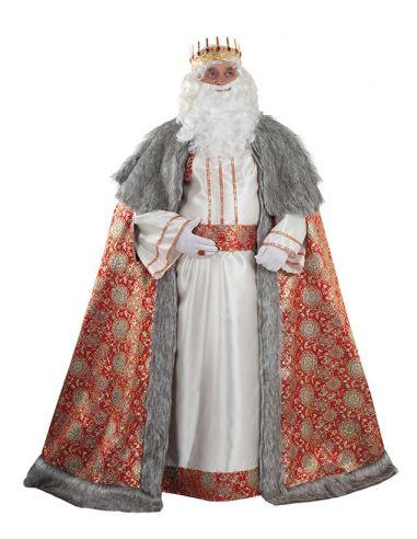Disfraz Rey Mago Melchor adulto