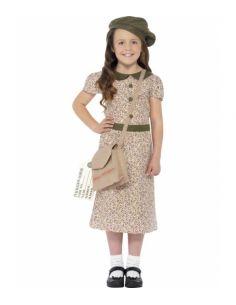 Disfraz Años 40 Liberty para niña