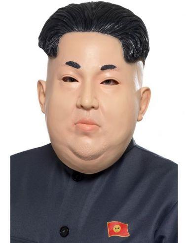 Máscara de Kim Jong-Un