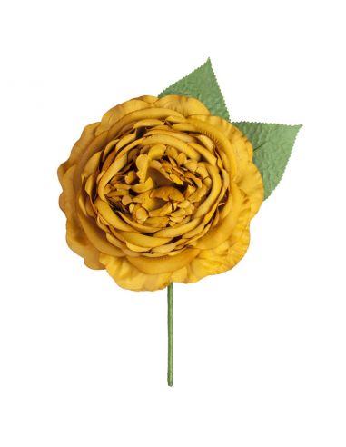 Flor flamenca dos colores