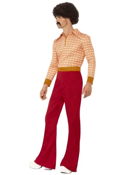 Disfraz Años 70 Vintage hombre
