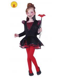 Disfraz de Vampiresa tutu niña