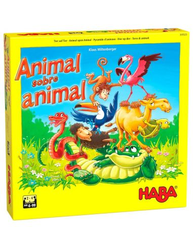 Animal sobre Animal - Haba