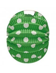 Farolillo verde lunares