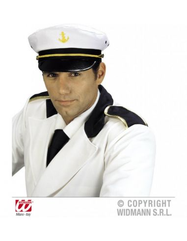 Gorra de Capitán de Barco