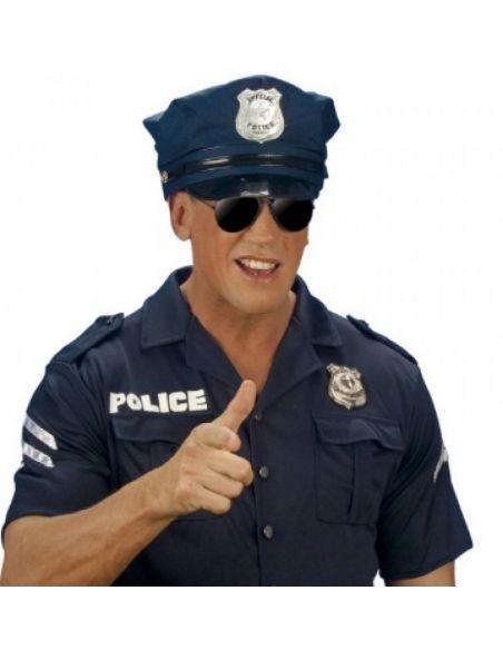 Chapa de policía